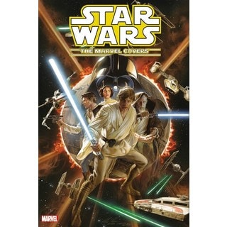 Star Wars The Marvel Covers 1 (Hardcover)