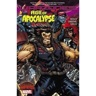 Age of Apocalypse: Warzones! (Paperback)