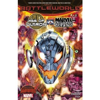 Age of Ultron Vs. Marvel Zombies (Paperback)