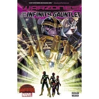 Infinity Gauntlet: Warzones (Paperback)