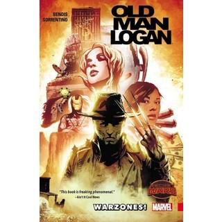 Wolverine: Old Man Logan (Paperback)
