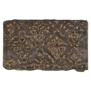 Renwil 'Woodcut' Gallery Wrapped Wall Decor