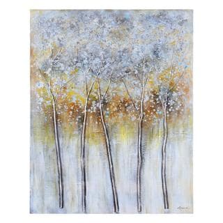 Ren Wil Renwil 'Family Trees' Canvas Art