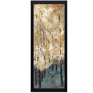 Luis Solis-Nature's Abundance l 16 x 40 Framed Art Print