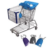 Baby-On-The-Road Shopping Cart and High Chair Cover