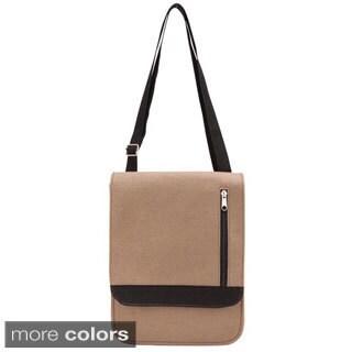 Goodhope Eco Felt Beige Tablet Bag