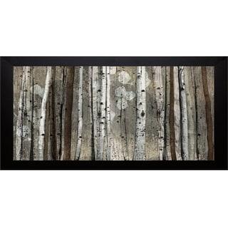 Tandi Venter-Silver Lining 40 x 22 Framed Art Print
