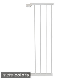 Large Extension for Extra Tall Premium Pressure Gate, White