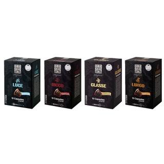 30 Pack Mixpresso Nespresso Compatible Coffee Capsules Mix flavor