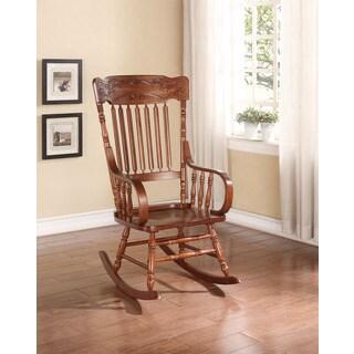 kloris tobacco rocking chair