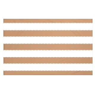 50 x 60-inch Stripes Print Throw Blankets (4 options available)