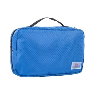 Suvelle Hanging Toiletry Travel Kit Organizer Bag