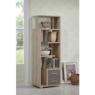 Helsa Oak Bookcase
