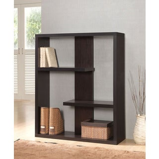 Carmeno Espresso Bookshelf