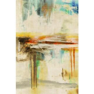 'Glow II' Gallery Wrapped Canvas Wall Art