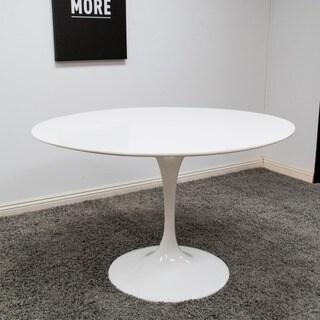 Lily 47 Inch Fiberglass Table