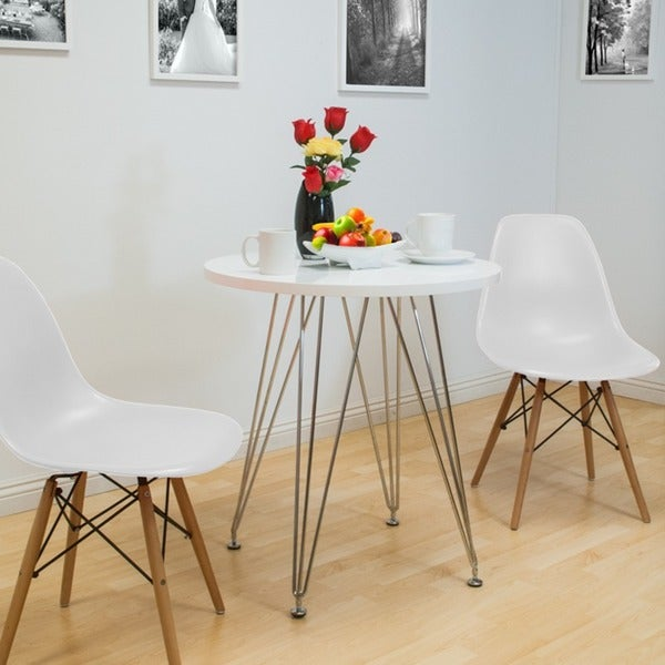 Mod Made Paris Tower Round Table Free Shipping Today