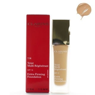 Clarins Extra Firming SPF 15 114 Cappuccino Foundation