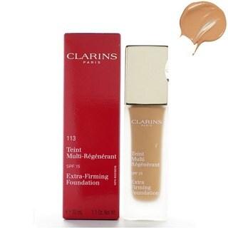 Clarins Extra Firming SPF 15 113 Chestnut Foundation