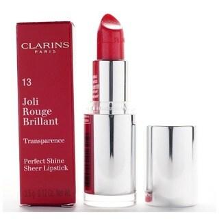 Clarins Joli Rouge Cherry Lipstick
