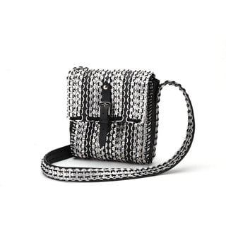 Imaginarte Soda Pull Tab and Tire 'Col' Crossbody Bag (Mexico)