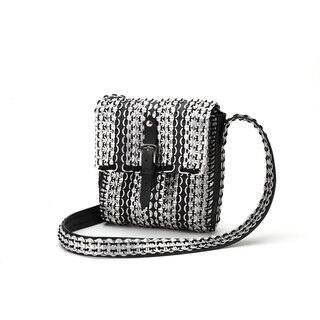 Handmade Imaginarte Soda Pull Tab and Tire 'Col' Crossbody Bag (Mexico)|https://ak1.ostkcdn.com/images/products/9981847/P17133510.jpg?impolicy=medium