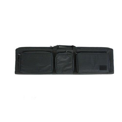 US P30049 Peacekeepers 3-Gun Case, 48in, Black