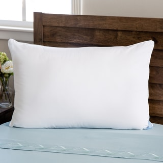 sealy 300 thread count temperature regulating down alternative pillow