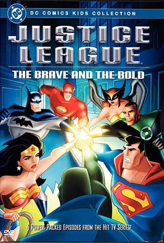 Justice League: The Brave and The Bold (DVD)
