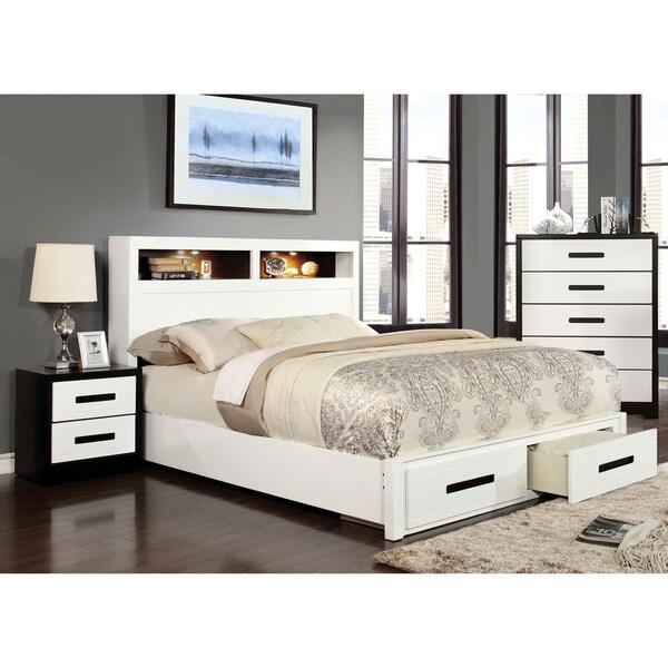 Overstock Furniture: Shop Furniture Of America Seleness II Modern 3-Piece Duo