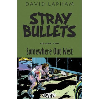 Stray Bullets 2: Somewhere Out West (Paperback)