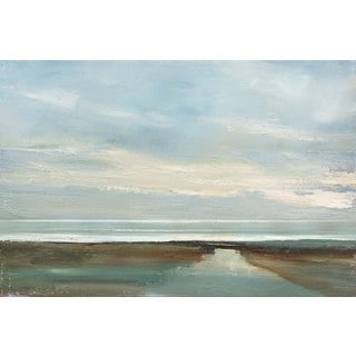 Caroline Gold -Afterglow 36 x 24 Canvas Art Print