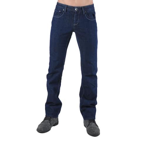 Dinamit Jeans Star Men's Classic Slim Straight Leg Jeans