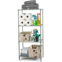 Chrome Finish Home Storage