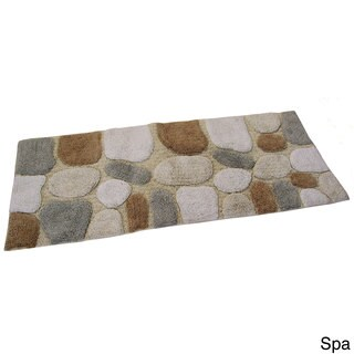 Rockway Collection Cotton 24 x 60 Bath Runner (As Is Item)