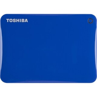 Toshiba Canvio Connect II HDTC810XL3A1 1 TB External Hard Drive