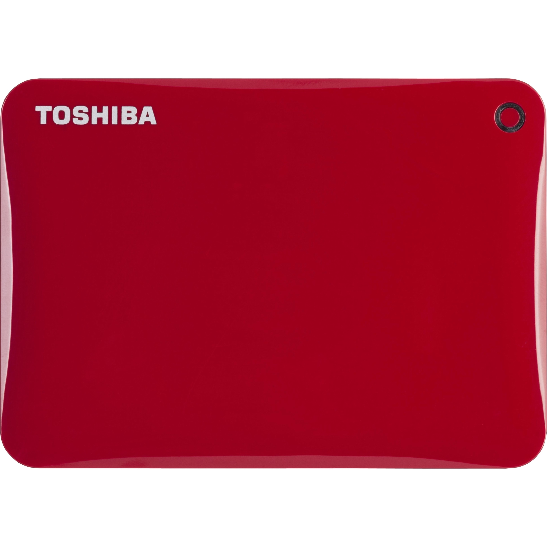 Toshiba Canvio Connect II HDTC820XR3C1 2 TB External Hard...