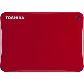 Toshiba Canvio Connect II HDTC830XR3C1 3 TB External Hard Drive
