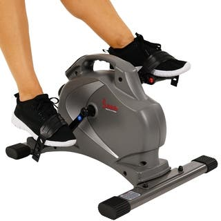 Sunny Health & Fitness SF-B0418 Magnetic Mini Exercise Bike|https://ak1.ostkcdn.com/images/products/9984792/P17135898.jpg?impolicy=medium