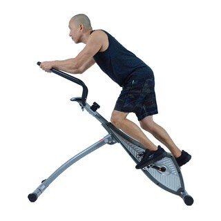 Sunny Health and Fitness SF-B0419 Incline Plank Standing Stepper Bike