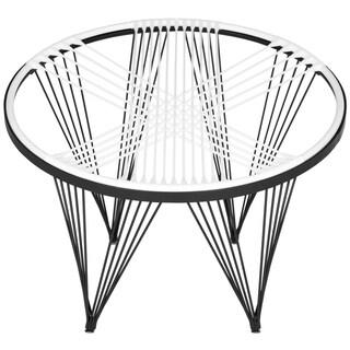 Safavieh Launchpad White Chair