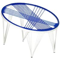 Safavieh Launchpad Blue Chair