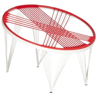 Safavieh Launchpad Red Chair