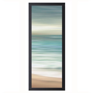 Tandi Venter 'Ocean calm lll' Framed Art Print