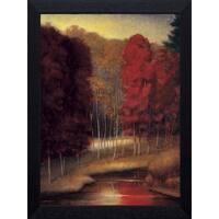 Steven Johnson-Jamming 40 x 28 Framed Art Print