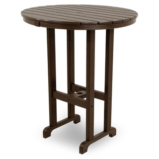 "Ivy Terrace Classics Round 36"" Bar Table"