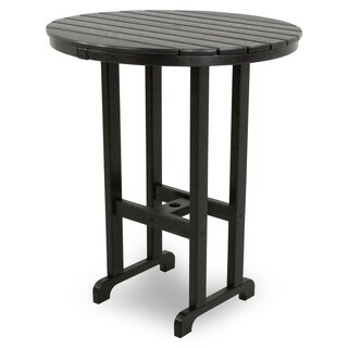 Ivy Terrace Classics Round 36-inch Bar Table