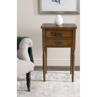 Safavieh Marilyn Brown End Table