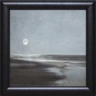 Ily Szilagyi -Moonlit Beach 31 x 31 Framed Art Print