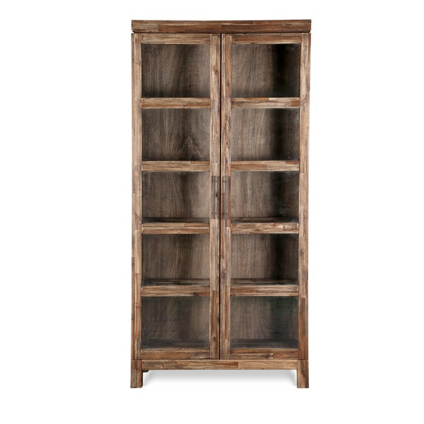 Etonnant Adler Glass Door Bookcase